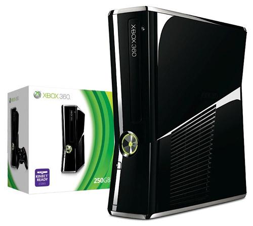 Xbox Slim 4gb vs 250gb Xbox 360 Slim 250gb